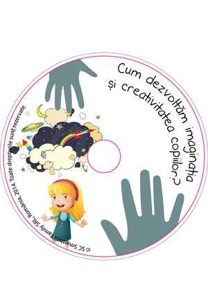Cum dezvoltăm imaginaţia şi creativitatea copiilor? de Alina Ioana Ciocodan