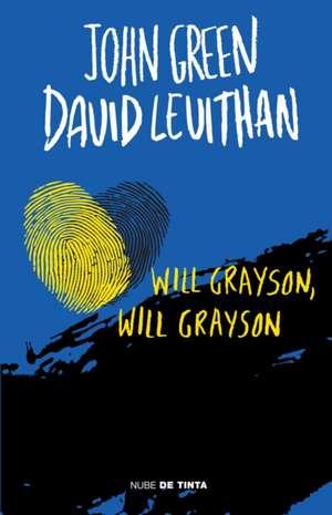 Will Grayson, Will Grayson (Spanish Edition) de John Green