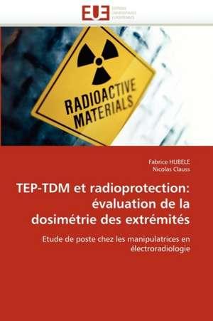 Tep-Tdm Et Radioprotection