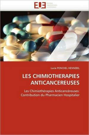 Les Chimiotherapies Anticancereuses