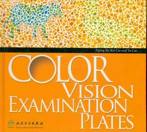 Color Vision Examination Plates