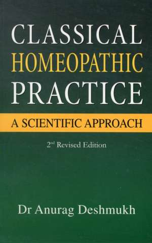Classical Homeopathic Pactice imagine