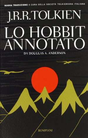 Lo Hobbit annotato de J. R. R. Tolkien