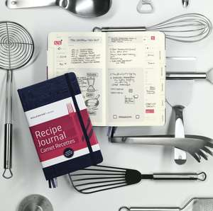 Moleskine Passion Recipe Journal