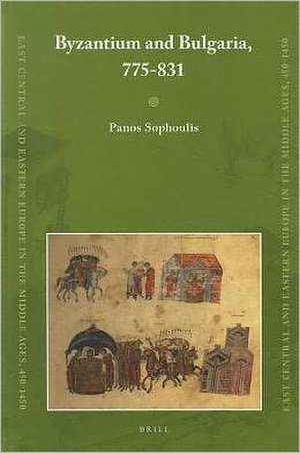 Byzantium and Bulgaria, 775-831