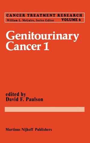 Genitourinary Cancer 1 de D.F. Paulson