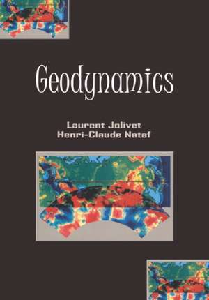Geodynamics de  Jolivet