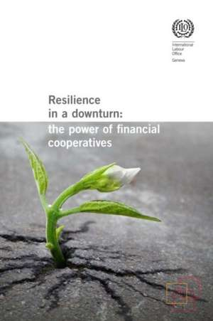 Resilience in a Downturn: The Power of Financial Cooperatives de Johnston Birchall