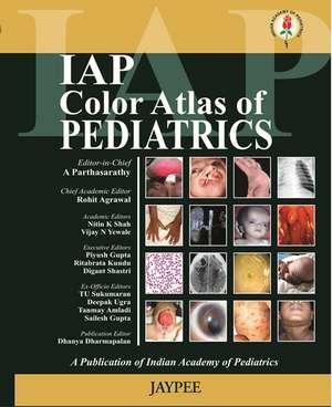 IAP Colour Atlas of Pediatrics