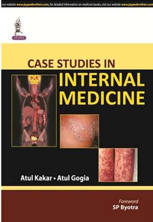 Case Studies in Internal Medicine