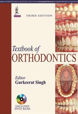 Textbook of Orthodontics de Gurkeerat Singh