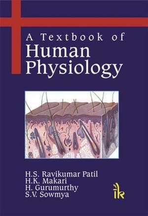 Patil, H:  A Textbook of Human Physiology de S. V. Sowmya