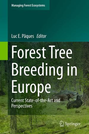 Forest Tree Breeding in Europe imagine