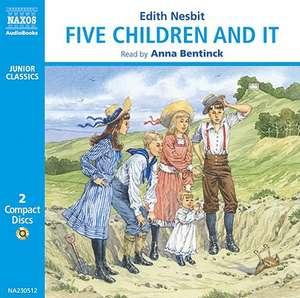 5 Children & It 2D