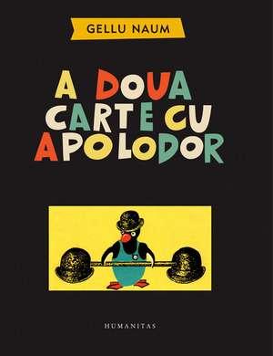 A doua carte cu Apolodor de Gellu Naum