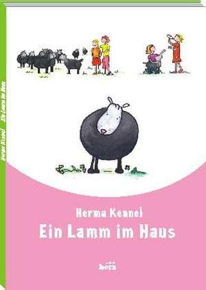 Ein Lamm im Haus imagine