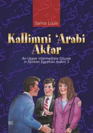 Kallimni 'Arabi Aktar