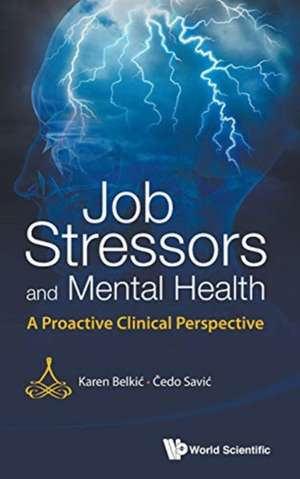 Job Stressors and Mental Health