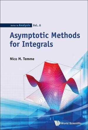 Asymptotic Methods for Integrals imagine