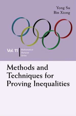 Methods and Techniques for Proving Inequalities de Yong Su