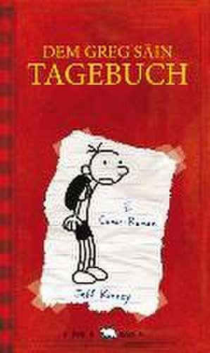 Dem Greg säin Tagebuch de Jeff Kinney