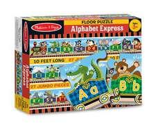Alphabet Express Floor Puzzle (27 PC)