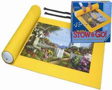 Puzzle Stow & Go! Tube:  25 Pack