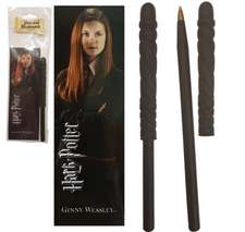 Harry Potter - Ginny Wand Pen And Bookmark