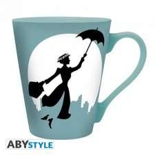 Mary Poppins Silhouette Mug