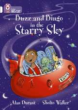 Buzz and Bingo in the Starry Sky