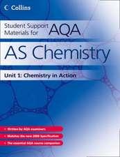 Bentham, J: AS Chemistry Unit 1
