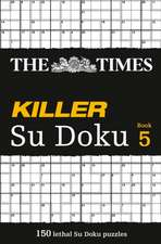 The Times Killer Su Doku, Book 5:  How the History of England Has Shaped Our Buildings