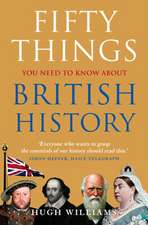 Fifty Things You Need to Know about British History:  Vegetarian Recipes from the Heart