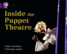 Inside the Puppet Theatre
