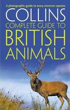 Collins Complete British Animals