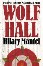 Wolf Hall: New York Times Bestseller