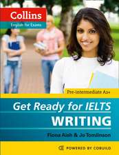 Get Ready for IELTS - Writing
