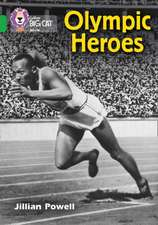 Olympic Heroes:  The Lost City