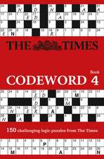 The Times Codeword 4