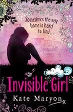 Invisible Girl:  The Illustrated Map