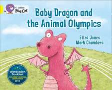 Baby Dragon and the Animal Olympics