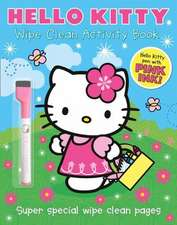 Hello Kitty, Wipe Clean Activity Book