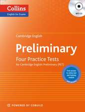 Collins Cambridge English - Practice Tests for Cambridge English: Preliminary