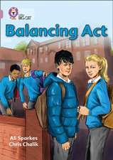 Balancing Acts:  Teacher's Guide 3