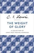 The Weight of Glory