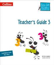 Busy Ant Maths - Teacher's Guide 3
