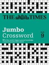 The Times Jumbo Crossword:  Book 9