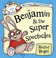 Benjamin and the Super Spectacles (the Wonderful World of Walter and Winnie):  The Complete Lou Reed Story