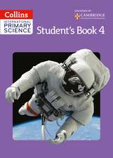 Collins International Primary Science - Student's Book 4:  The Complete Lou Reed Story