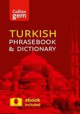 Collins Gem Turkish Phrasebook and Dictionary:  Book C